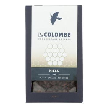 La Colombe - Coffee Whole Bean Nizza - Case of 4-12 OZ