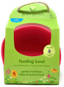Green Sprouts - Bowl Lrng Asst 6mo - 1 Each-3 CT