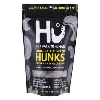 Hu - HunksChoccvd Cshw/va - Case of 6-4 OZ