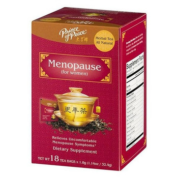 Prince Of Peace - Tea Menopause - 1 Each - 18 BAG