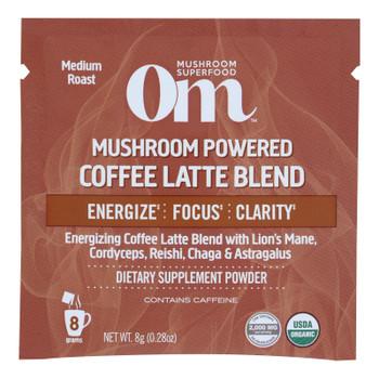 Om - Coffee Ltte Mushroom Pwdr - 1 Each 1-10 CT