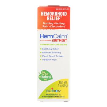 Hemcalm - Hemcalm Ointment - 1 Each 1-1 OZ