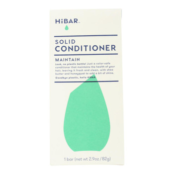 Hibar Inc - Conditioner Solid Maintain - 1 Each-2.9 OZ