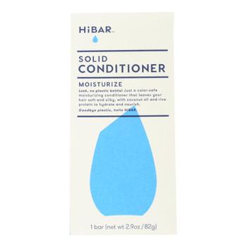 Hibar Inc - Conditioner Solid Moisturize - 1 Each-2.9 OZ