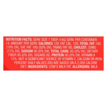 Kelapo - Ghee Clarified Butter - Case of 6 - 7 OZ