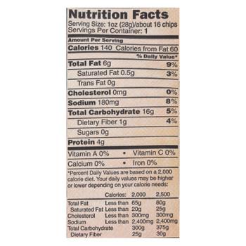 The Daily Crave - Lentil Chip Himln Pink Salt - Case of 24-1 OZ