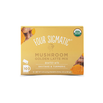 Four Sigmatic - Gldn Latte Og2 Turky Tail - EA of 1-10 CT