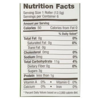 Crunchy Rollers - RollRice Mixed Berry - Case of 8-2.6 OZ