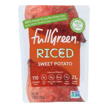 Fullgreen - Riced Veg Sweet Potato - Case of 6-7.05 OZ