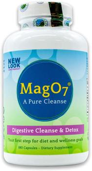 Aerobic Life - Mag07 Digestive Clns Dtox - EA of 1-100 VCAP