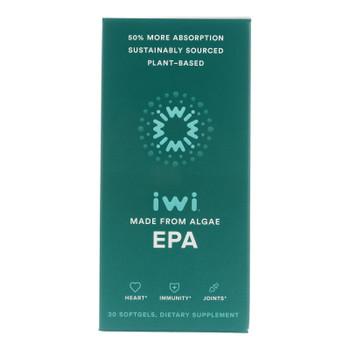 Iwi - Supp Algae Epa - EA of 1-30 SGEL