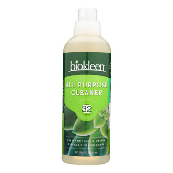 Biokleen - Clnr All Purp Concentrate - CS of 6-32 FZ