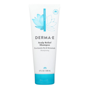 Derma E, Scalp Relief Shampoo, With Psorzema Herbal Blend  - 1 Each - 10 FZ