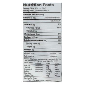 Purely Elizabeth Probiotic Granola - Chocolate Sea Salt - Case of 6 - 8 oz.
