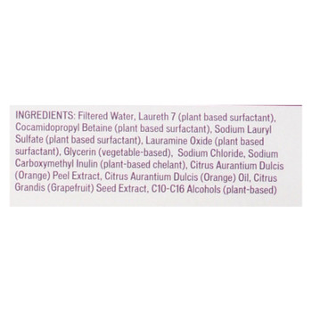 Biokleen - Laundry Liquid Citrus - Case of 6-32 FZ