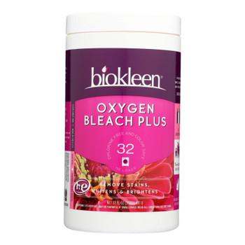 Biokleen - Laundry Oxygen Bleach Plus - Case of 6-2 LB