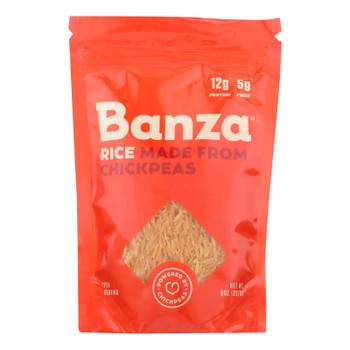 Banza - Rice Chickpea - Case of 6 - 8 OZ