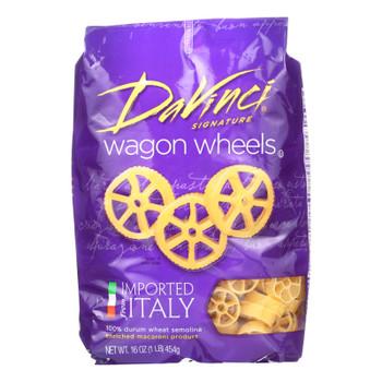 Davinci - Pasta Wagon Wheels - Case of 10-1 LB