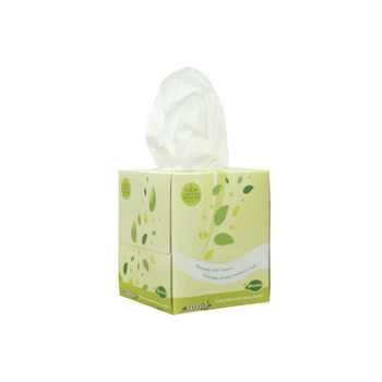 Emerald Brand - Facial Tissue 2 Ply - CS of 36-1 CT