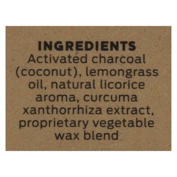 Dr. Tung's - Floss Activated Charcoal - 30 YARD