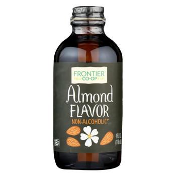 Frontier Herb Almond Flavor - 4 oz