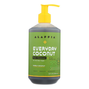 Everyday Coconut Cleansing Face Wash  - 1 Each - 12 FZ