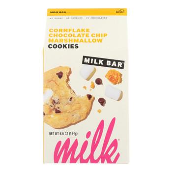 Milk Bar - Cookies Crnflk Cchp Marsh - Case of 8-6.5 OZ