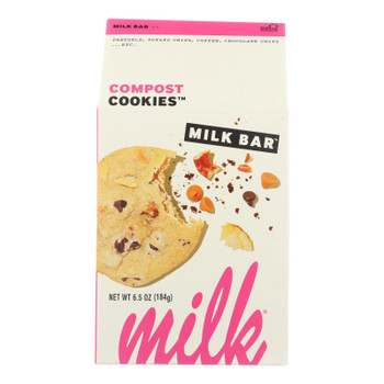 Milk Bar - Cookies Compost - Case of 8-6.5 OZ