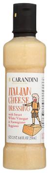 Carandini - Itln Chs Drsng Sweet Wht Vanilla - Case of 6-8.45 OZ