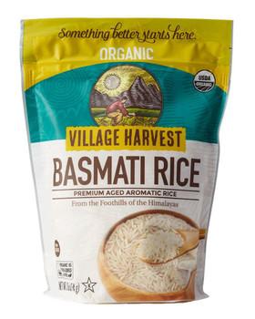 Village Harvest - Rice Og2 Basmati - CS of 6-16 OZ