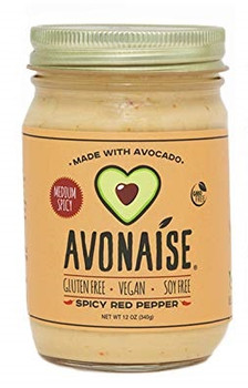 Avonaise - Condimnt Spicy Red Pepper - Case of 6-12 OZ