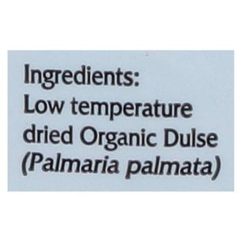Maine Coast Organic Sea Vegetables Dulse - Whole Leaf - 2 oz
