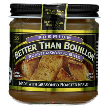 Better Than Bouillon - Roasted Garlic Base - Case of 6-8 oz.