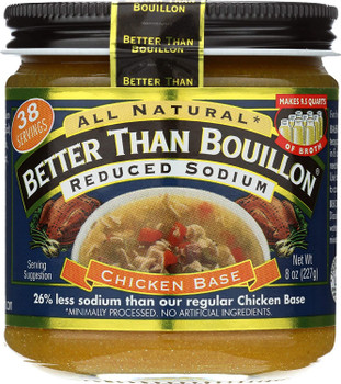 Better Than Bouillon - Roasted Chicken Base - 8 oz.