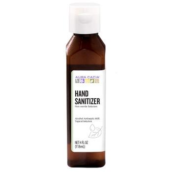 Aura Cacia Hand Sanitizer 4 fl. oz.