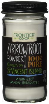 Frontier Arrowroot Powder 2.72 oz.