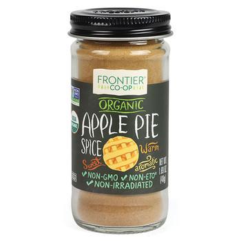 Frontier Apple Pie Spice - Organic - 1.69 oz