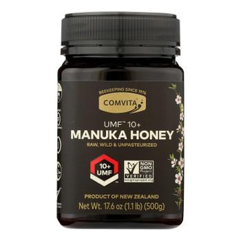 Comvita - Umf 10+manuka Honey - Case of 3 - 17.6 OZ