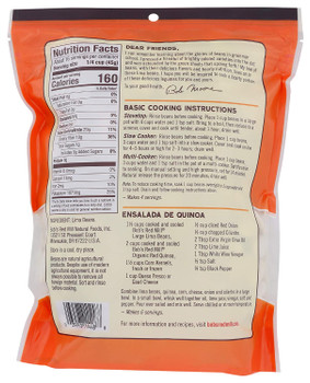 Bob's Red Mill - Beans Large Lima - Case of 4-26 OZ