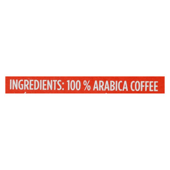 Illy Caffe Coffee - K-cup Colo Arabica Select - Case of 6 - 4.103 OZ