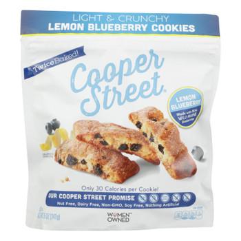 Cooper Street - Ckies Michigan Blueberry - Case of 6 - 5 OZ