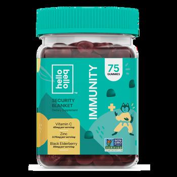 Hello Bello - Vitmn Immunty Eldbry Gmmy - EA of 1-75 CT