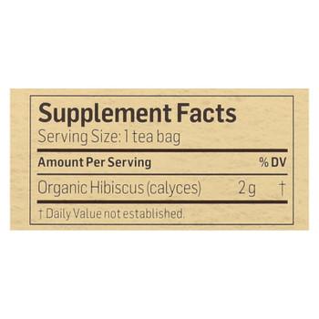 Alvita - Tea Og1 Hibiscus - EA of 1-24 BAG