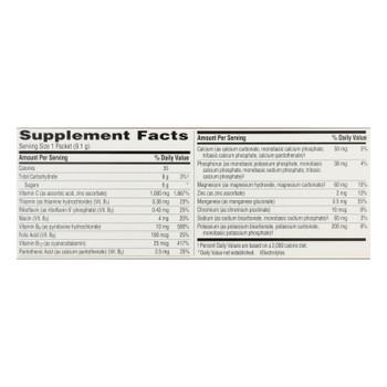 Emergen-C 1000 mg Vitamin C - Super Orange - 30 Packet