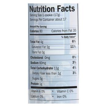Mcvities - Bisct Digestive Dark Chocolate - Case of 12-10.5 OZ
