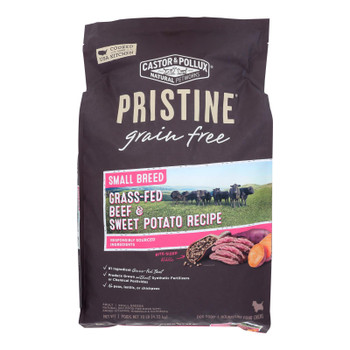 Castor & Pollux - Prstn Dg Bf/swtpt Gluten Free 10lb - 1 Each 1-10 LB