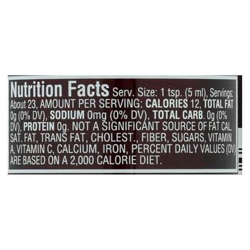 Morton and Bassett Seasoning - Vanilla Extract - Pure - 4 oz - Case of 3