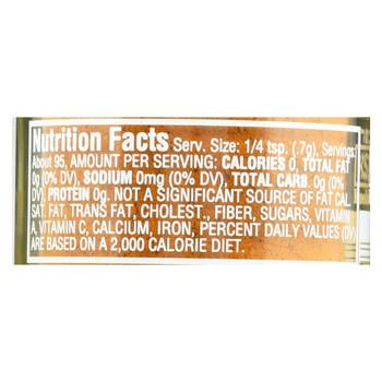 Morton and Bassett Seasoning - Tumeric - 2.4 oz - Case of 3