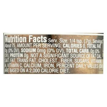 Morton and Bassett Seasoning - Nutmeg - Whole - 2.2 oz - Case of 3