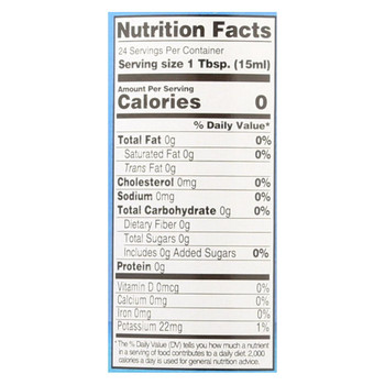 Coconut Secret - Raw Coconut - Vinegar - Case of 12 - 12 Fl oz.